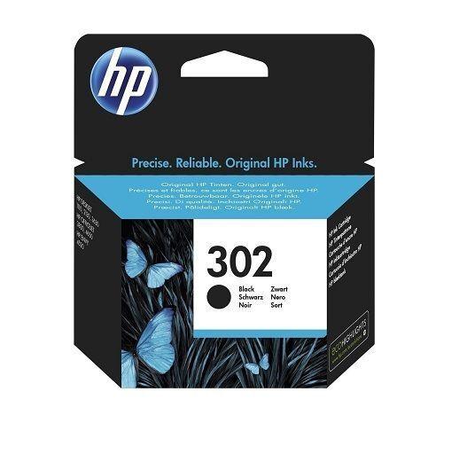 HP 302 Black (F6U66AE)