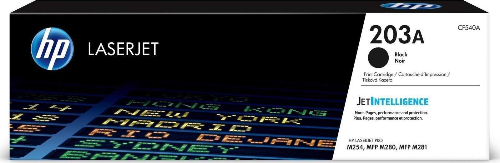 HP 203A Black Toner (CF540A) - Πληρωμή και σε εως 12 δόσεις