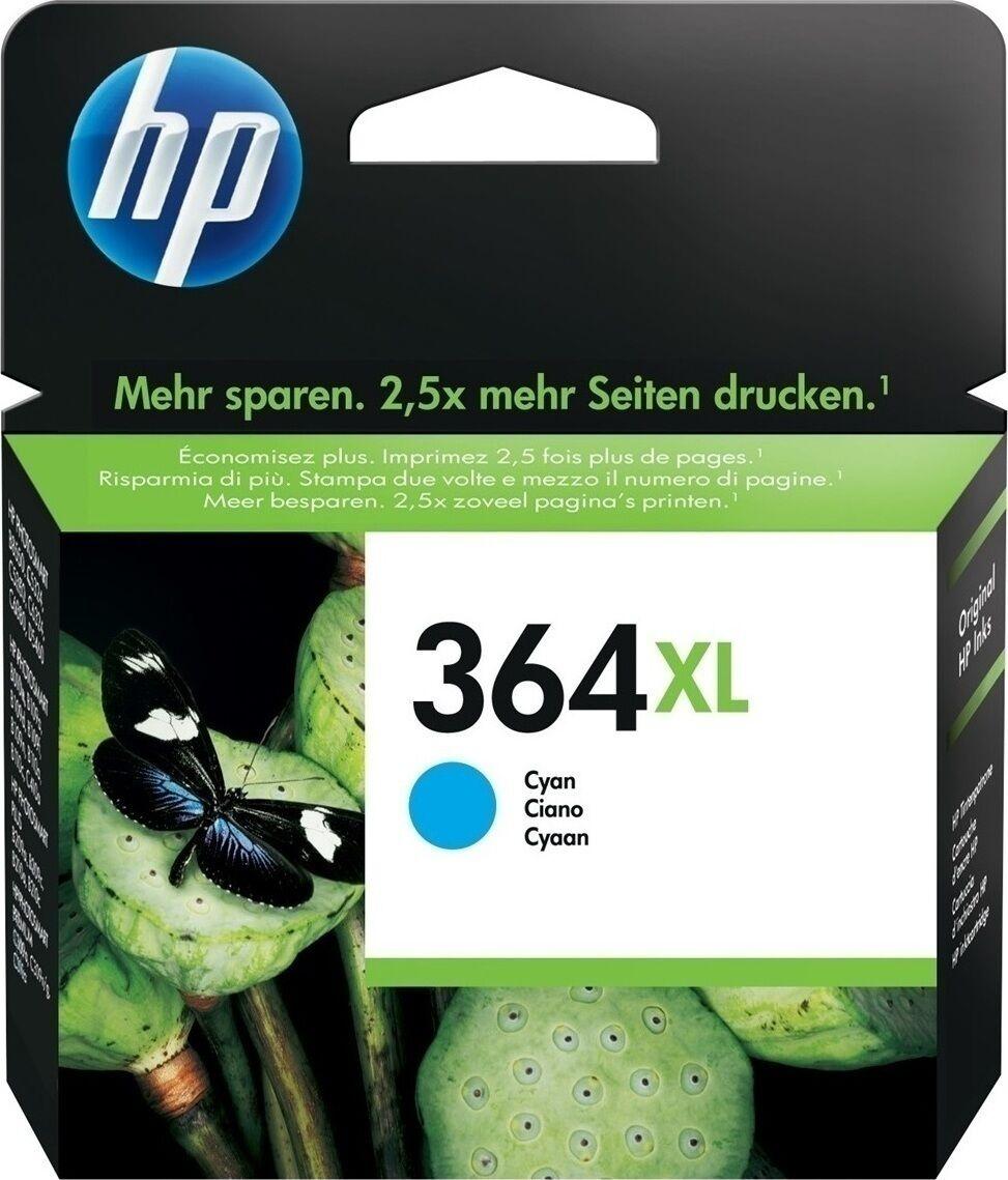 HP 364XL Cyan (CB323EE)