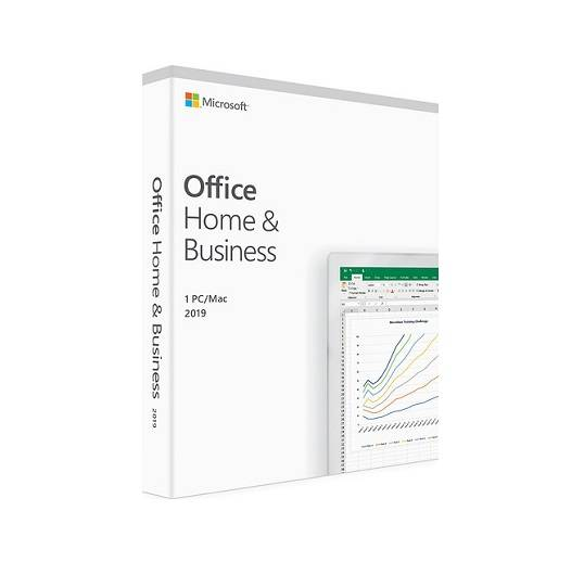 Microsoft Office Home and Business 2019 Greek Eurozone Medialess P6 T5D-03313 - Πληρωμή και σε εως 12 δόσεις