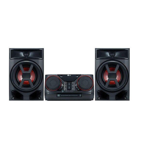 LG Hi Fi XBOOM 300 Watt/ TV Sound Sync/ Multi Jukebox CK43.DEUSLLK - Πληρωμή και σε εως 12 δόσεις
