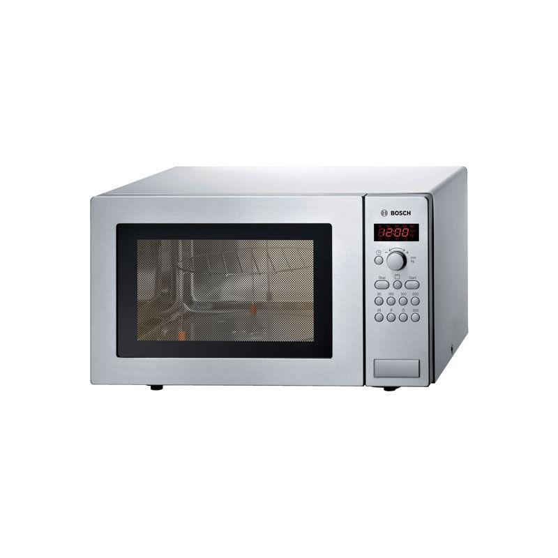 Bosch Φούρνος Μικροκυμάτων Ελεύθερος 25lt Inox (HMT84G451) - Πληρωμή και σε εως 12 δόσεις