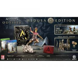 Game Assassin's Creed Odyssey Medusa Edition Xbox One