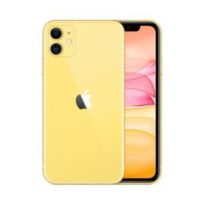 Apple iPhone 11 4G 64GB (4GB Ram) Yellow EU