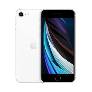 Apple iPhone SE (2020) 4G 128GB (3GB Ram) Single-Sim +eSim White GR