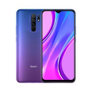 Xiaomi Redmi 9 4G 32GB (3GB Ram) Dual-Sim Sunset Purple EU