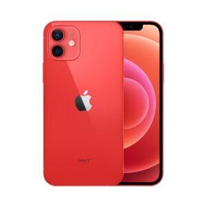 Apple iPhone 12 5G 128GB (4GB Ram) Single-Sim +eSim (Product) Red EU