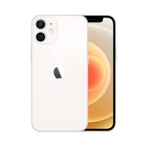 Apple iPhone 12 5G 64GB (4GB Ram) Single-Sim +eSim White EU