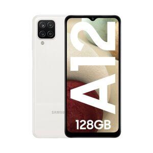 Samsung Galaxy A12 (A125 2020) 4G 128GB (4GB Ram) Dual-Sim White EU