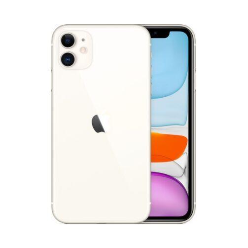 Apple iPhone 11 4G 64GB (4GB Ram) White EU