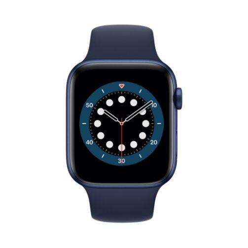 Apple Watch (Series 6 2020) Gps 32Gb 44mm Blue Aluminum Case + Deep Navy Sport Band EU