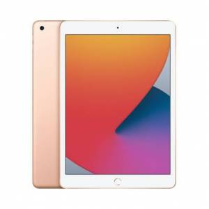 Apple iPad 10.2 (2020 8 Generation) WiFi+Cellular 128GB (3GB Ram) Gold EU (MYMN2FD/A)