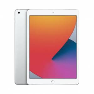 Apple iPad 10.2 (2020 8 Generation) WiFi 128GB (3GB Ram) Silver EU (MYLE2FD/A)