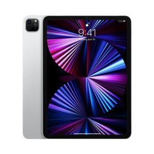 Apple iPad Pro 11 (2021 3nd Generation) WiFi 128GB Silver EU (MHQT3FD/A)