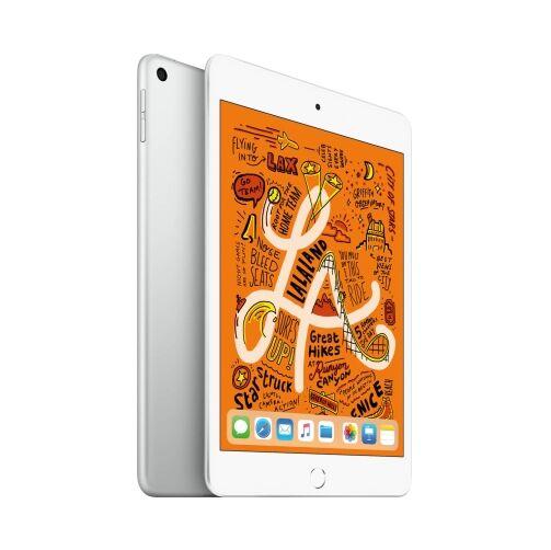 Apple iPad Mini 5 (2019 5 Generation) 7.9″ WiFi 64GB Silver EU (MUQX2FD/A)