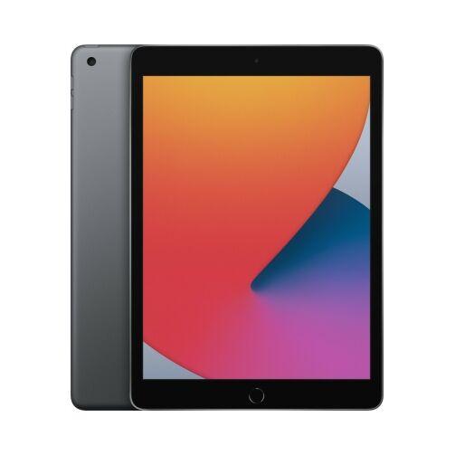 Apple iPad 10.2 (2020 8 Generation) WiFi+Cellular 128GB (3GB Ram) Space Grey EU (MYML2FD/A)
