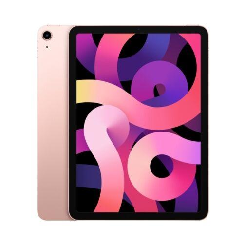 Apple iPad Air 10.9″ (2020 4 Generation) WiFi 256GB Rose Gold EU (MYFX2FD/A)