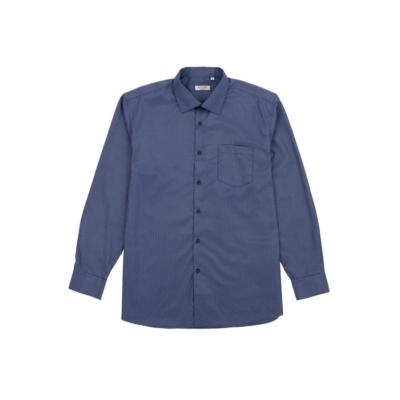 Celestino Ανδρικό καρό πουκάμισο  - Μπλε - Grootte: 46