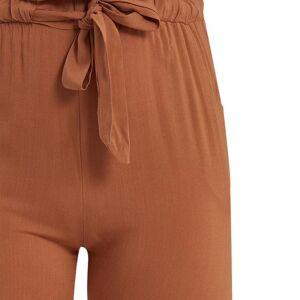 Celestino Ψηλόμεση παντελόνα  - Καμηλο - Grootte: Extra Large