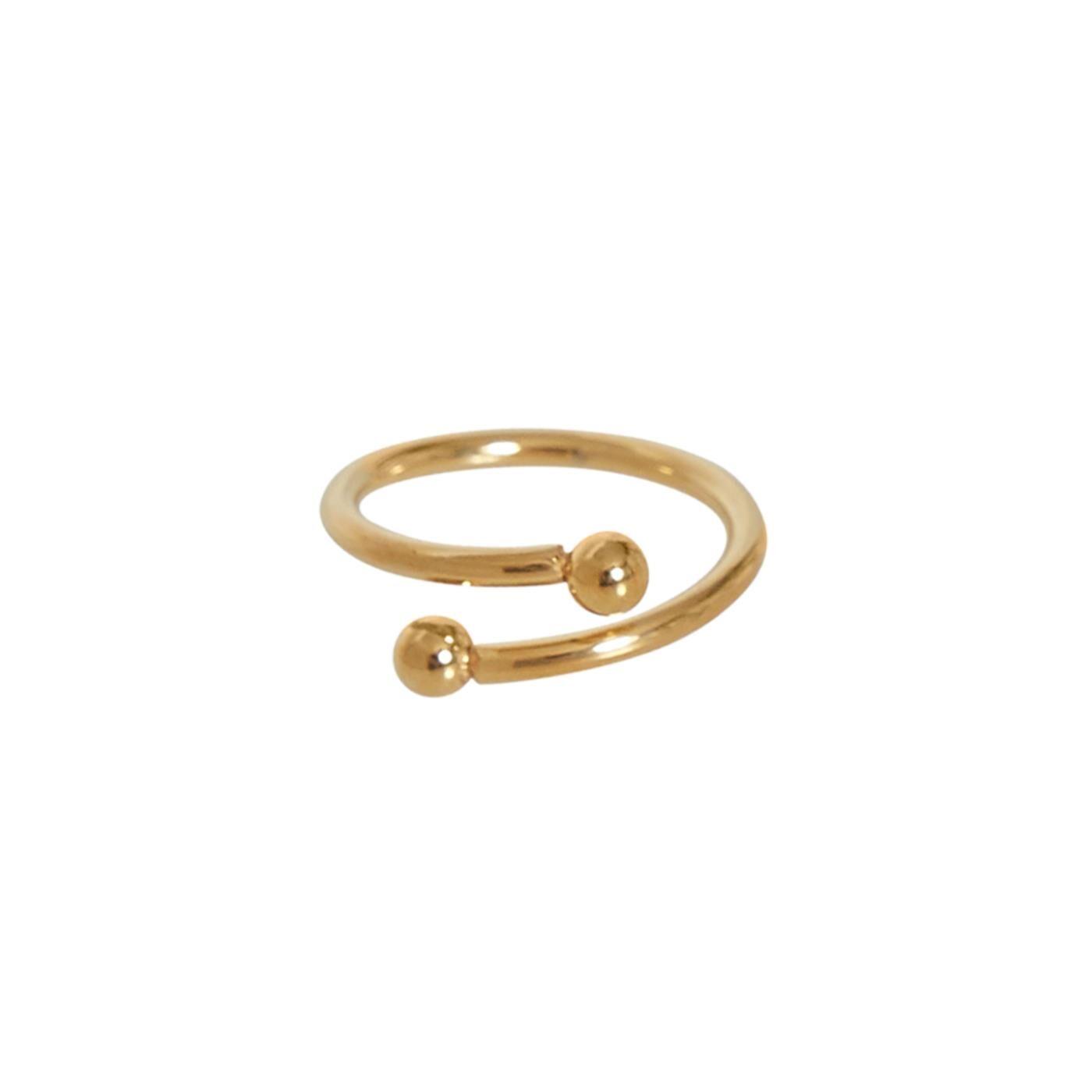 Celestino Ρυθμιζόμενο δαχτυλίδι  - Χρυσαφι - Grootte: 19
