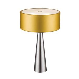 Fan Europe Φωτιστικό Επιτραπέζιο Heminguay I-HEMINGUAY/L ORO Gold