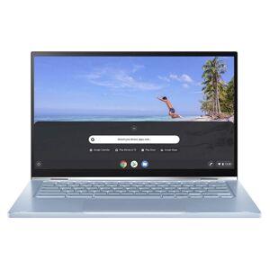 Asus C433 Full HD 14 Inch Touchscreen ChromeBook Flip (Intel M3-8100Y Processor, 64 GB eMMC Storage, 4 GB RAM, Chrome OS)