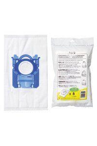 AEG Electrolux UltraSilencer Green σακούλες σκόνης Μικροΐνες (10 σακούλες, 1 φίλτρο)