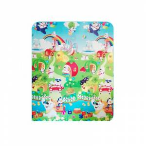 Hoppline Παιδικό Ισοθερμικό Ταπέτο 148.5 x 180 cm Hoppline HOP1000621-4