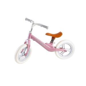 Kruzzel Παιδικό Ποδήλατο Ισορροπίας Χρώματος Ροζ Kruzzel 10302