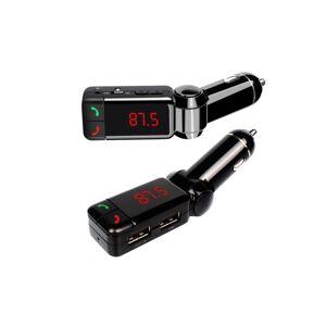 Hoppline Συσκευή Bluetooth USB/SD MP3 Player FM Transmitter και Φορτιστής Αυτοκινήτου Hoppline HOP1000767