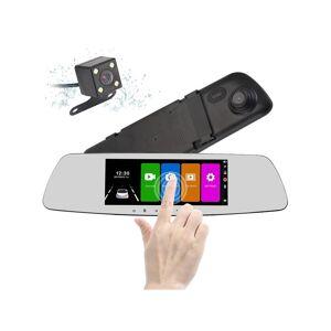 Hoppline Κάμερα Καθρέπτης Αυτοκινήτου με Οθόνη 4.3 '' Hoppline HOP1000843-1