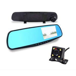 Hoppline Κάμερα Καθρέπτης Αυτοκινήτου με Οθόνη LCD 4.3 '' Hoppline HOP1000733