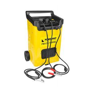 POWERMAT Φορτιστής Μπαταρίας Αυτοκινήτου 12/24 V με Λειτουργία Εκκίνησης 400/700 A POWERMAT PM-CD-750RWL
