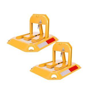 Hoppline Σετ Χειροκίνητα Προστατευτικά Στάθμευσης 2 τμχ Hoppline HOP1001039