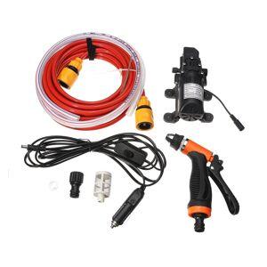 Gem Σετ Ηλεκτρικό Σύστημα Καθαρισμού Αυτοκινήτου Υψηλής Πίεσης 80 W 12 V GEM BN1550