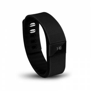 Aquarius Ρολόι Fitness Tracker Aquarius με Bluetooth Χρώματος Μαύρο R123814