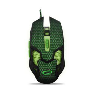Esperanza Ενσύρματο Οπτικό Ποντίκι Gaming με 6 Πλήκτρα USB 2400 DPI MX207 Cobra Esperanza EGM207G