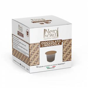 Neronobile Ρόφημα Neronobile Cioccolata Nocciola