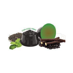 Neronobile Κάψουλες Πράσινου Τσαγιού με Μέντα και Γλυκόριζα Neronobile