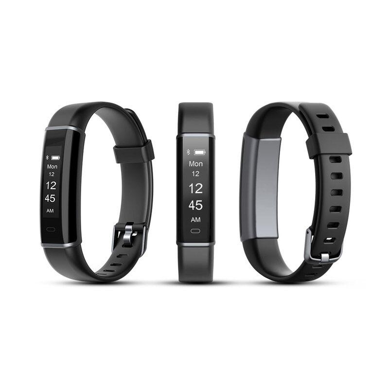 Aquarius Ρολόι Fitness Tracker Aquarius AQ113 Χρώματος Μαύρο R166158