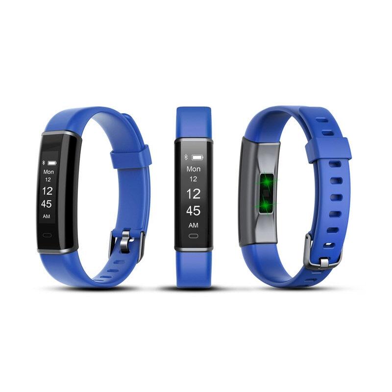 Aquarius Ρολόι Fitness Tracker Aquarius AQ113 με Μετρητή Καρδιακών Παλμών Χρώματος Μπλε R166164