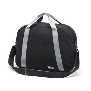 SPM Τσάντα Ταξιδιού 43 x 33 x 17.5 cm Χρώματος Μαύρο SPM DB5380