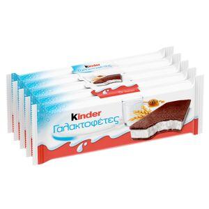 Ferrero Γαλακτοφέτες με γάλα και μέλι Kinder (5 τεμ)