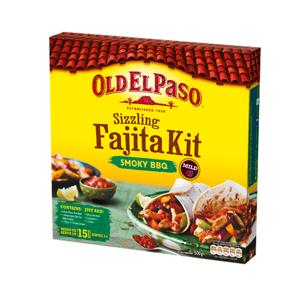 General Mills Fajita Dinner Kit Old El Paso (500 g)