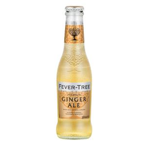 Αναψυκτικό Ginger Ale Fever Tree (200 ml)