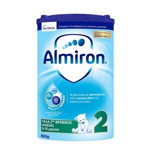 Nutricia Γάλα 2ης Βρεφικής Ηλικίας σε Σκόνη Almiron 2 Nutricia (800g)