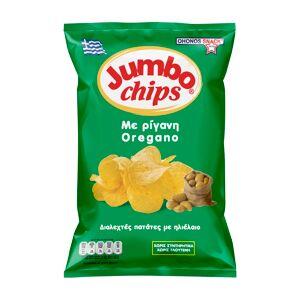 Ohonos Snacks Chips με Ρίγανη Jumbo (130g)