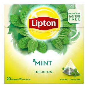 Ελαϊς-Unilever Hellas Α.Ε. Αφέψημα Μέντας Lipton (20 πυραμίδες x 1,1 g)