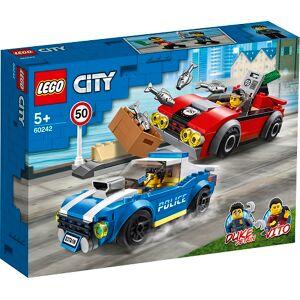 Lego Σύλληψη της Αστυνομίας Εθνικών Οδών City Police Lego (1τεμ)