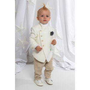 "Baby u Rock Βαπτιστικό Κουστουμάκι ""Marcello"" 220B03CC"